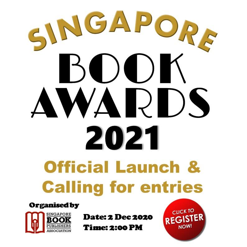 Webinar - Singapore Book Award 2021