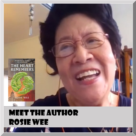Meet Author Rosie Wee