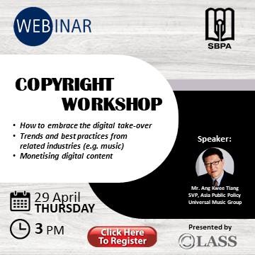 Copyright Workshop World Book Day 2021 icon