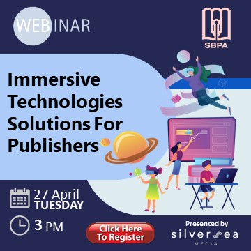 Immersive Technologies Solutions For Publishers World Book Day 2021 icon
