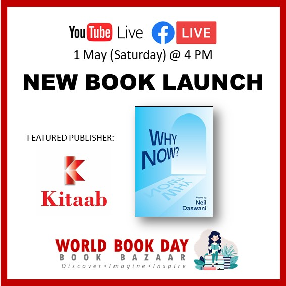 Singapore Book Publishers Assocication New Book Launch Kitaab Icon