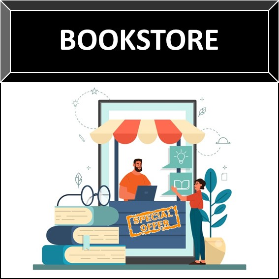 Singapore Book Publishers Association Bookstore World Book Day 2021 Book Bazaar Icon